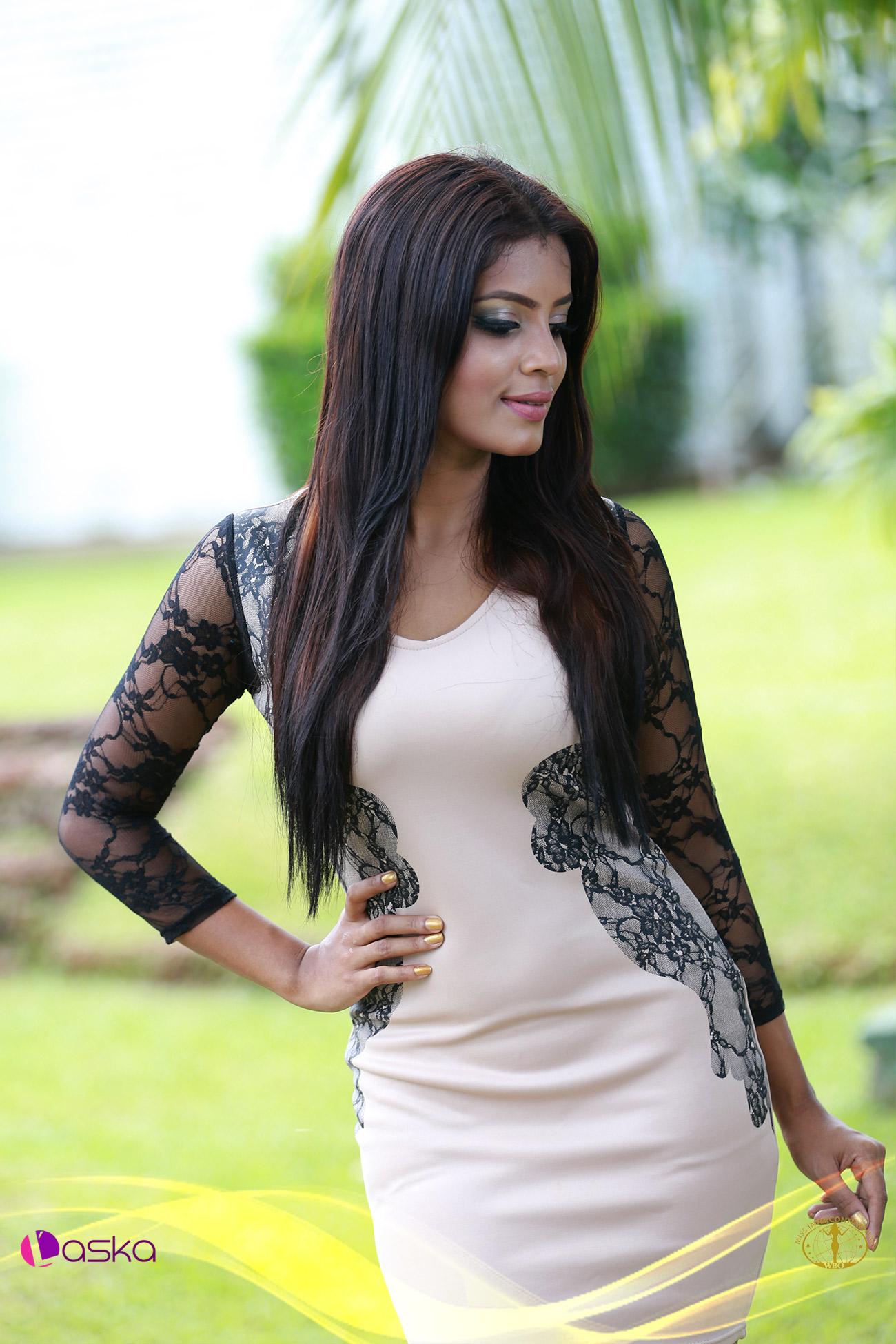 yameesha sri lankan model