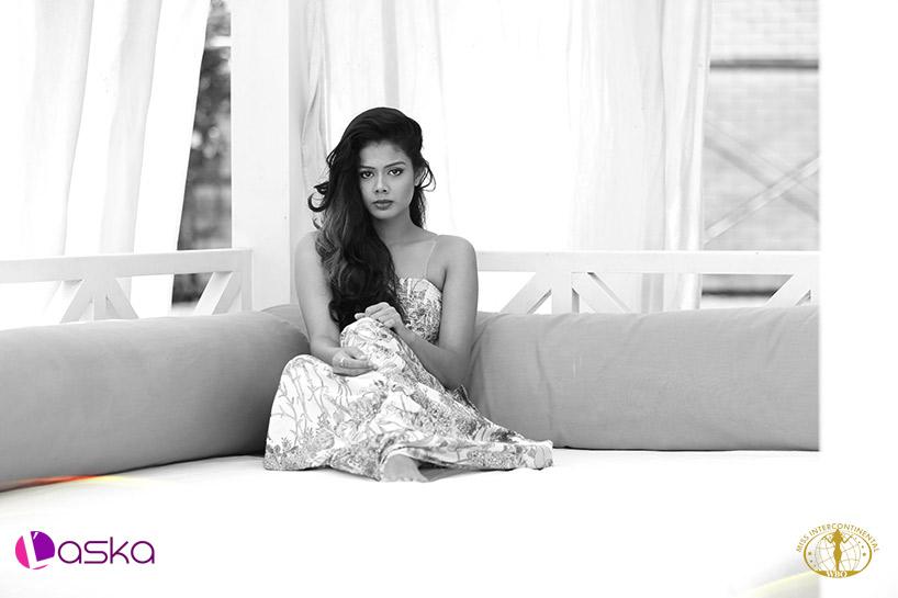 Oshani Minoli Dayaratne sri lankan model