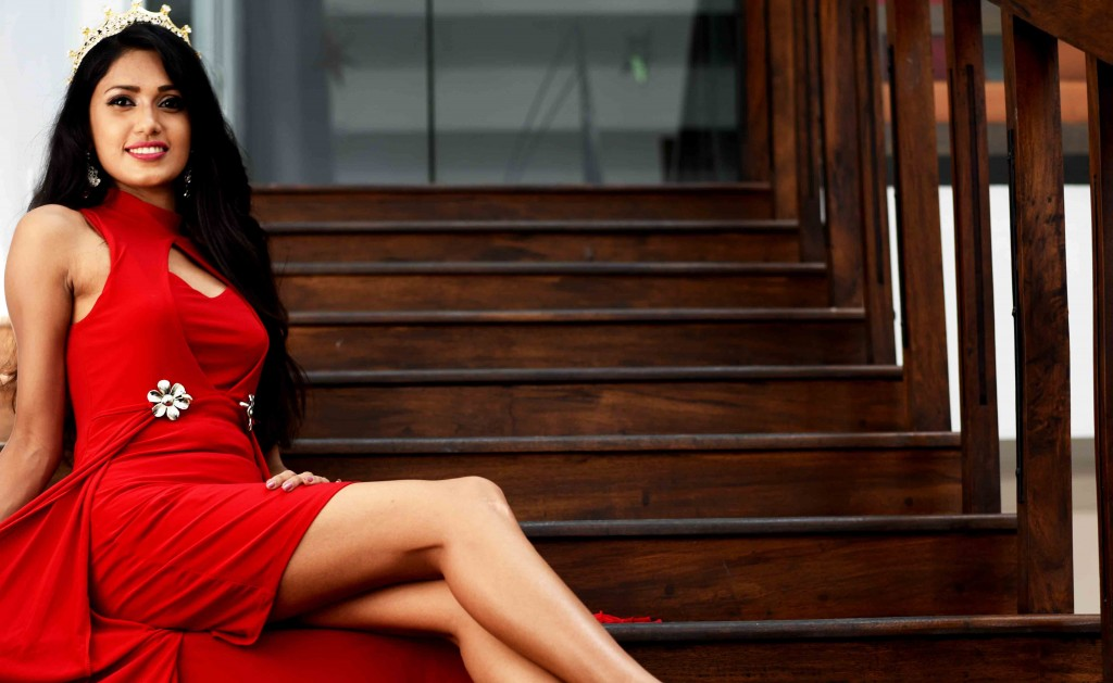 roshan perera- miss sri lankan -nisansala sewwandi