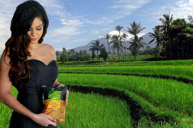 "Suwandel Traditional Sri Lankan Rice – for ""Glowing Skin"""