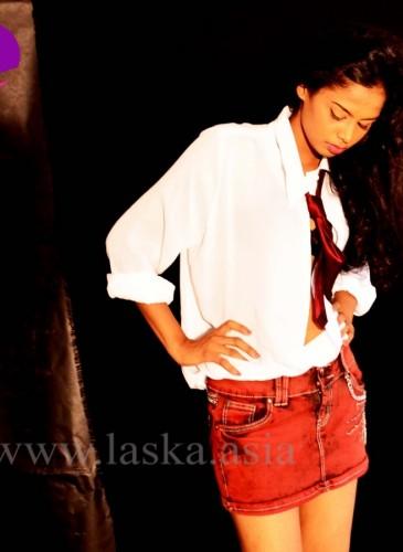 harshini_model-Sri_lanka