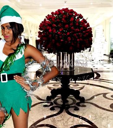 christmas in kingsbury nilu