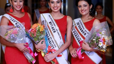 Nissansala Sewwandi Wins the Crown!