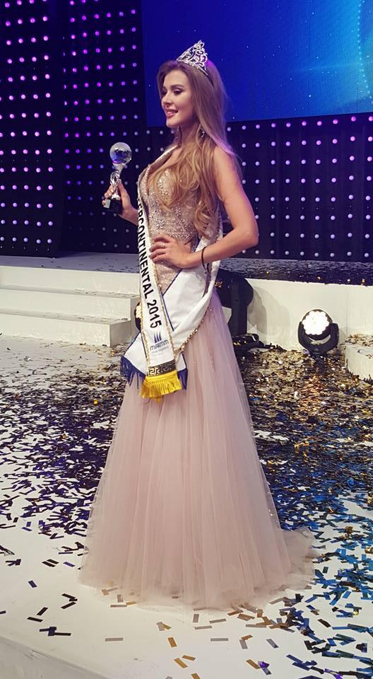 miss intercontinental russia 2015