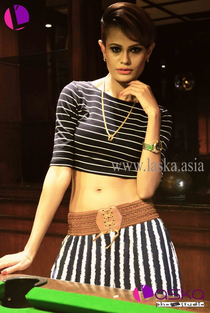 srilankan model shashi