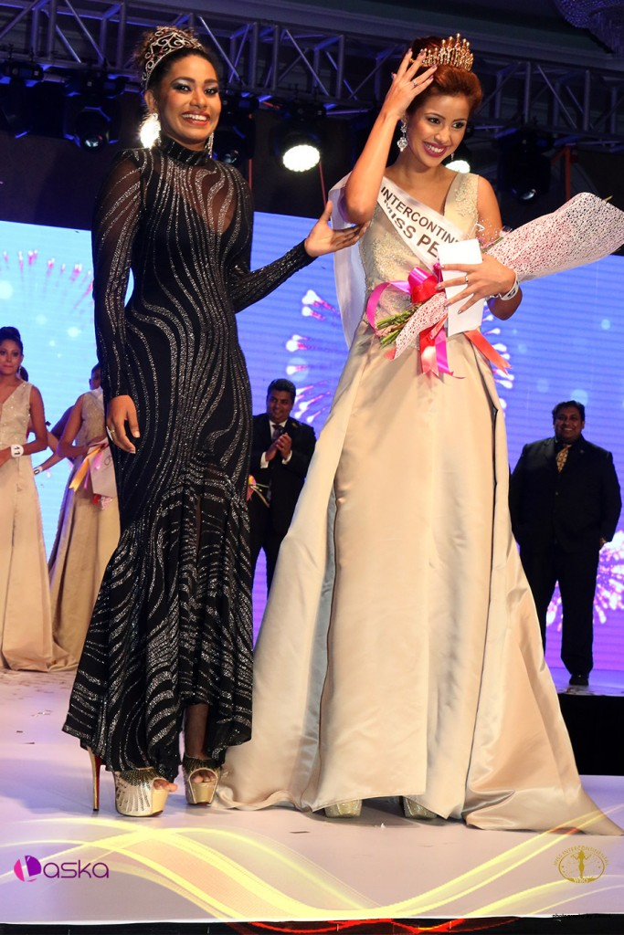 Tracy Ann DeZilva – Miss Intercontinental Sri Lanka