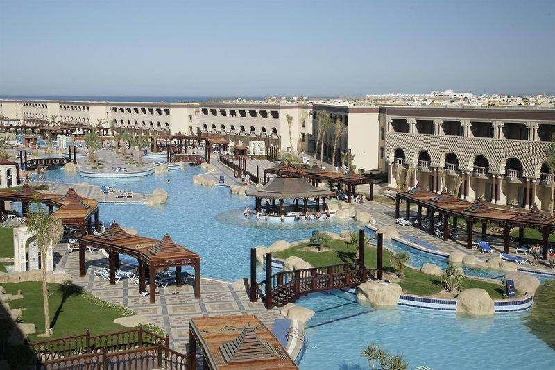 Sunrise Crystal Hotel, Hurghada, Egypt