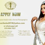 miss Intercontinental Sri Lanka