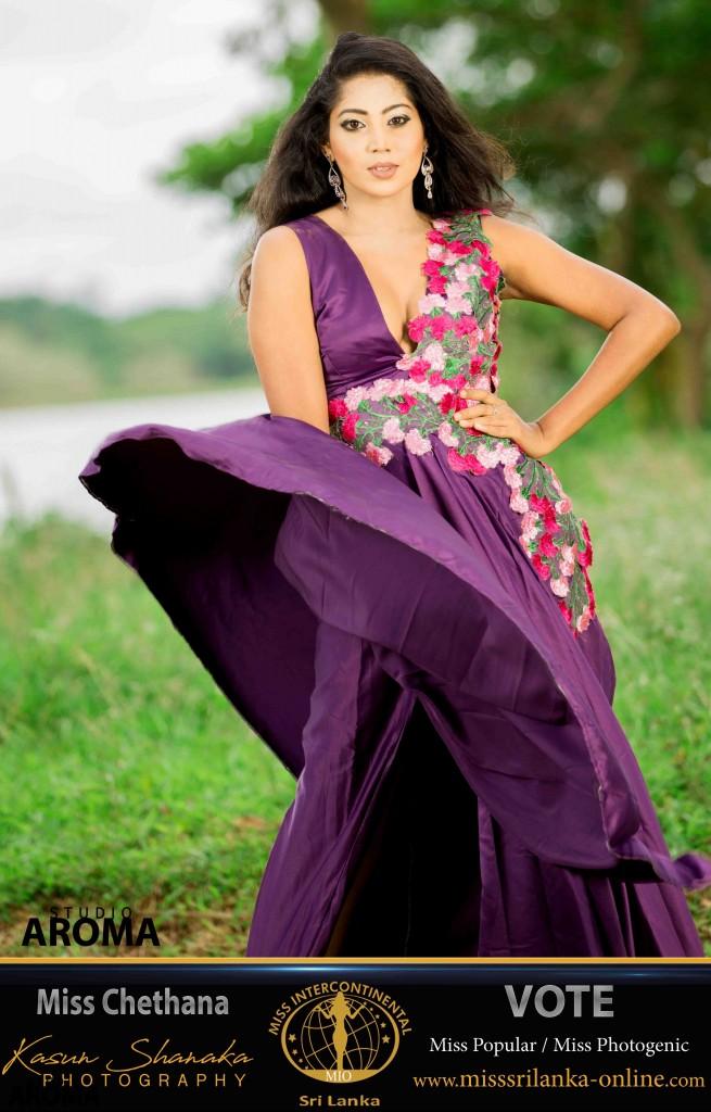Chetana ranasinghe-miss intercontinetl sri lanka-miss srilanka