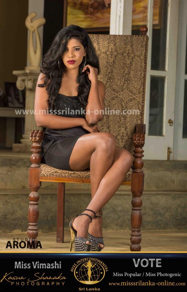 Vimashi-miss intercontinental-misssrilanka