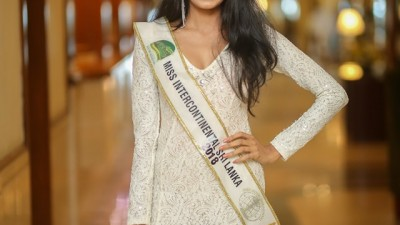 Nisansala  Sewwandi – Miss Intercontinental Sri Lanka 2018