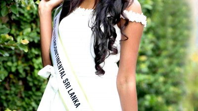 Ayeshika – AKSHATA Miss Intercontinental Sri Lanka – August Finalist