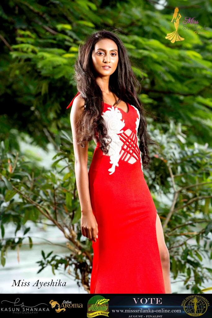 ayeshika-akshata-suwandel- miss sri lanka