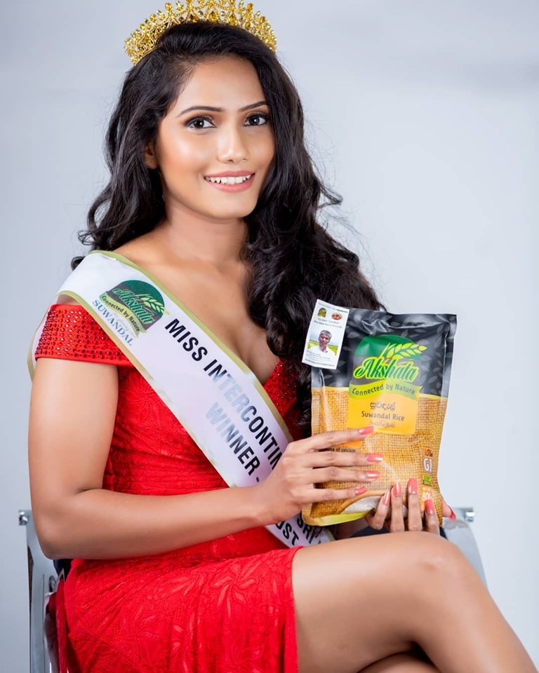 AKSHATA – Official Sponsor of Miss Intercontinental 2019