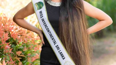 Dilogera -AKSHATA Miss Intercontinental Sri Lanka – September Finalist