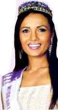 miss intercontinental sri lanka-rozzanne diasz-beauty queen