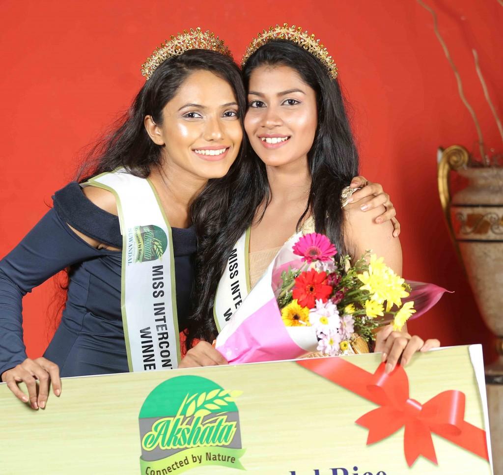 dinithi-anjuni-miss sri lanka-akshata suwandel rice