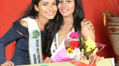 Miss October  – Winner – Miss Anjuni