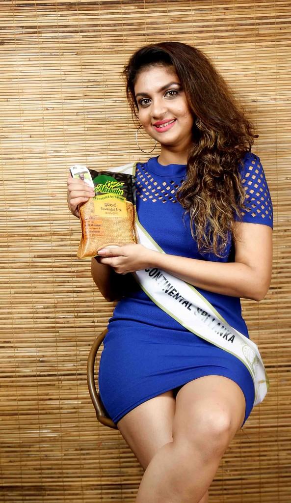 suwandel traditional rice-sashika-miss sri lanka-akshata suwandel rice1