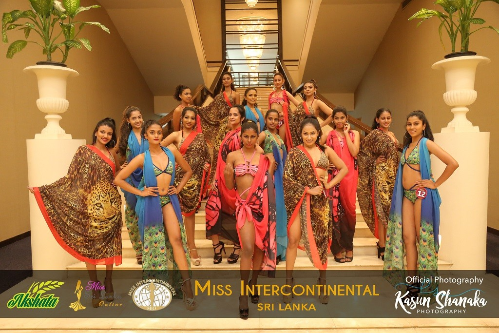 Hashini Wins Miss Body Beautiful