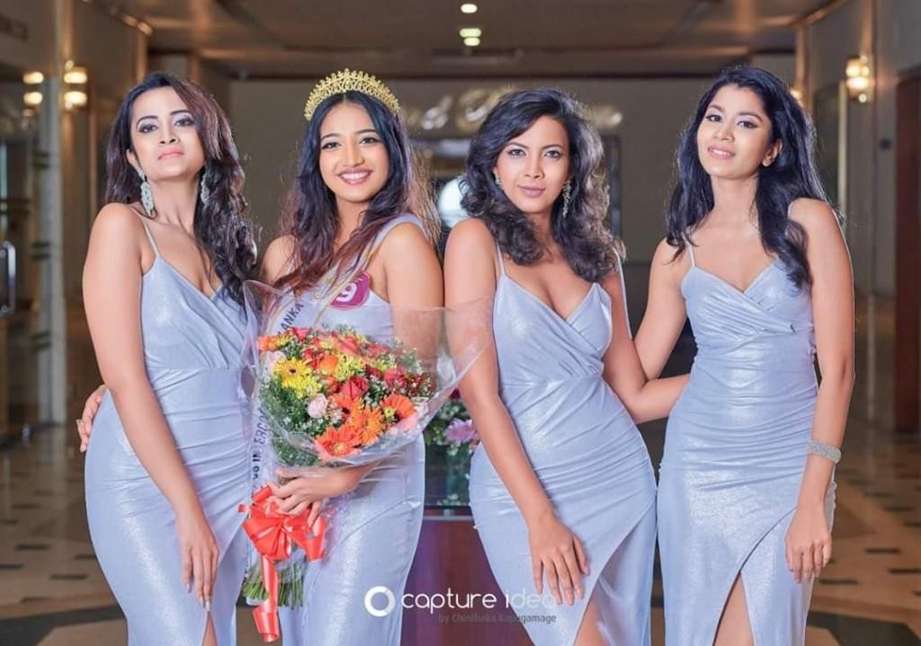 HASHINI Wins Galadari Queen competition