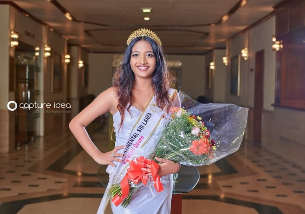 hashini peiris-galadari queen
