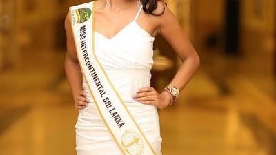 Aneetha Nicholas – Akshata Suwandel Miss Intercontinental – Finalist